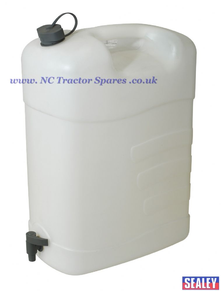 Fluid Container 35ltr with Tap